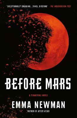 Before Mars - Newman, Emma