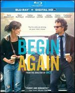 Begin Again [Includes Digital Copy] [Blu-ray]