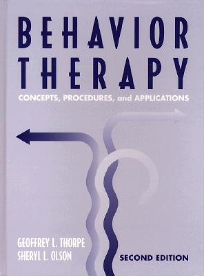 behavior therapy concepts procedures and applications Cognitive behavior therapy (cbt) is a type of short-term treatment that can be highly effective for many disorders learn more about how cbt works.