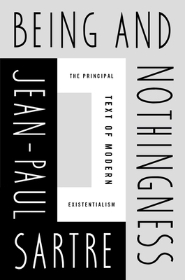 Being and Nothingness - Sartre, Jean-Paul, and Richmond, Sarah (Translated by)