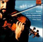 Bela Bartok: Violin Concerto Nos. 1 & 2