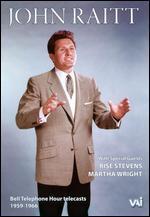 Bell Telephone Hour Telecasts, 1959-1966: John Raitt