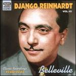 Belleville: Classic Recordings, Vol. 10 1940-1942
