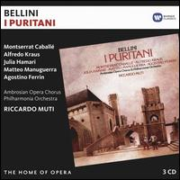 Bellini: I puritani - Agostino Ferrin (vocals); Alfredo Kraus (vocals); Dennis O'Neill (vocals); Elvira Arturo (vocals); Julia Hamari (vocals);...