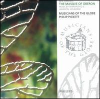 Ben Jonson's The Masque of Oberon - Andrew King (tenor); Helen Groves (soprano); Helen Parker (soprano); Jacob Heringman (lute); Jacob Heringman (tenor);...