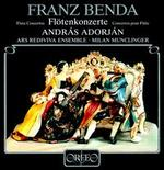 Benda: Flute Concertos