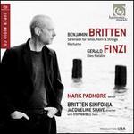 Benjamin Britten: Serenade for Tenor, Horn & Strings