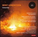 Bent Lorentzen: Concertos