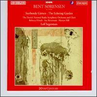 Bent Sørensen: Sterbende Gärten/The Echoing Garden - Asa Baverstam (soprano); Martyn Hill (tenor); Danish Radio Chamber Choir (choir, chorus); Danish Radio Symphony Orchestra;...