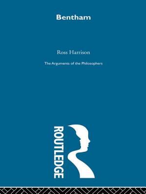 Bentham - Arg Phil - Harrison, Ross, and Harrison, B D Ed