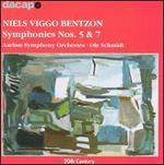 Bentzon: Symphonies Nos. 5 & 7