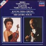 Berg & Bart�k: Violin Concertos