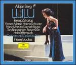 Berg: Lulu - Anna Ringart (vocals); Claude Meloni (vocals); Franz Mazura (vocals); Georges Pludermacher (piano); Gerd Nienstedt (vocals);...