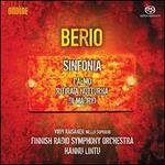 Berio: Sinfonia; Calmo; Ritirata Notturna di Madrid