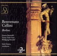 Berlioz: Benvenuto Cellini - Elisabeth Steiner (vocals); Franco Bonisolli (vocals); Gino Sinimberghi (vocals); James Loomis (vocals);...