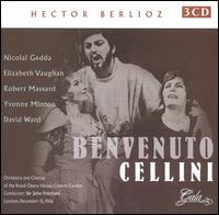 Berlioz: Benvenuto Cellini - David Ward (vocals); Elizabeth Vaughan (vocals); John Dobson (vocals); Jules Bruyère (vocals); Napoleon Bisson (vocals);...