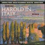 Berlioz: Harold in Italy; Aufforderung zum Tanz; Andante und Rondo Ungarese