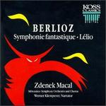 Berlioz: Symphonie fantastique; Lélio - Glenn Siebert (tenor); Werner Klemperer; William Diana (baritone); Milwaukee Symphony Chorus (choir, chorus);...