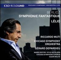Berlioz: Symphonie fantastique; Lélio - Gérard Depardieu; Kyle Ketelsen (bass baritone); Mario Zeffiri (tenor); Chicago Symphony Chorus (choir, chorus);...