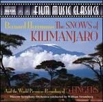 Bernard Herrmann: The Snows of Kilimanjaro; 5 Fingers