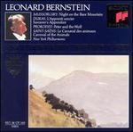 Bernstein Conducts Mussorgsky, Dukas, Prokofiev, Saint-Saëns