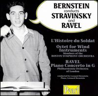 Bernstein conducts Stravinsky and Ravel - Charles Smith (percussion); Ernst Panenka (bassoon); Georges E. Moleux (bass); Georges Laurent (flute);...