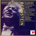 Bernstein: Kaddish; Chichester Psalms