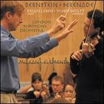 Bernstein: Serenade; McLean: Elements