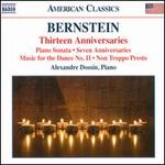 Bernstein: Thirteen Anniversaries