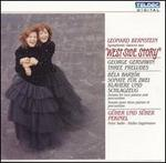 Bernstein: West Side Story Symphonic Dances; Gershwin: Preludes; Bartok: Sonata for 2 Pianos & Percussion