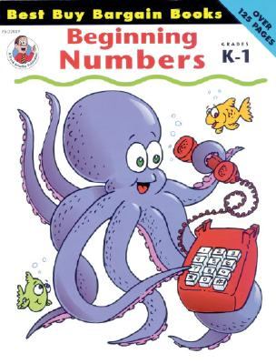 Best Buy Bargain Books: Beginning Numbers, Grade K-1 - School Specialty Publishing, and Carson-Dellosa Publishing
