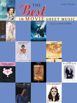 Best in Movies Sheet Music - Coates, Dan