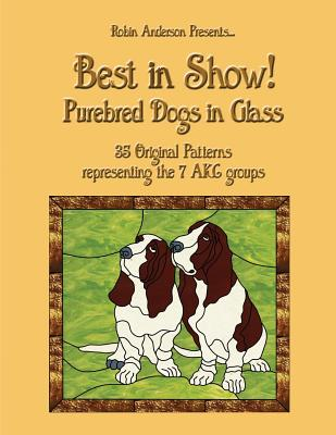 Best In Show Purebred Dogs In Glass