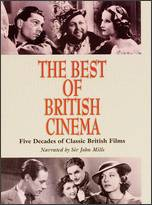Best of British Cinema: Five Decades of Classic British Films -