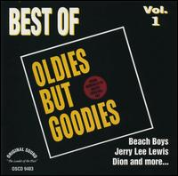 Best of Oldies but Goodies, Vol. 1 [1994] - Various Artists