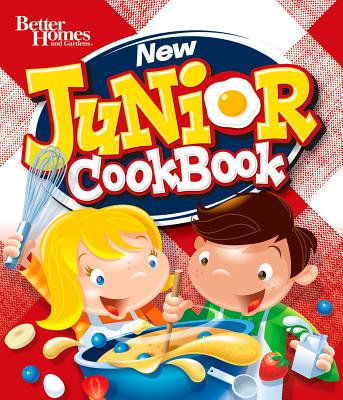 Better Homes and Gardens New Junior Cook Book - Better Homes and Gardens