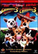 Beverly Hills Chihuahua 3: Viva La Fiesta! [2 Discs] [Spanish] [DVD/Blu-ray]