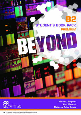 Beyond B2 Student Book Pack Premium - Campbell, Robert, and Metcalf, Rob, and Benne, Rebecca