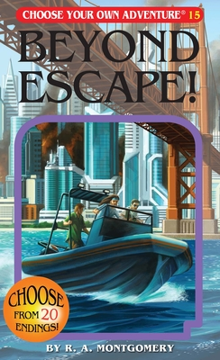 Beyond Escape! - Montgomery, R A