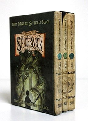 Beyond the Spiderwick Chronicles Boxed Set: The Nixie's Song/A Giant Problem/The Wyrm King - Black, Holly
