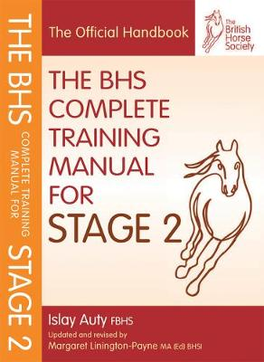 BHS Complete Training Manual for Stage 2 - Auty, Islay