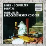Biber, Schmelzer: Sonatas