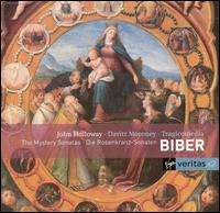 Biber: The Mystery Sonatas - Davitt Moroney (harpsichord); Davitt Moroney (organ); John Holloway (violin); Tragicomedia
