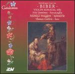 Biber: Violin Sonatas, 1681; Nisi Dominus; Passacaglia