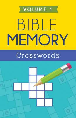 Bible Memory Crosswords, Volume 1 - Publishing, Barbour