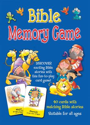 Bible Memory Game - David, Juliet