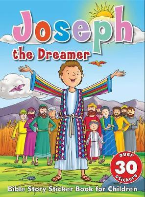 Bible Sticker Book - Joseph the Dreamer -