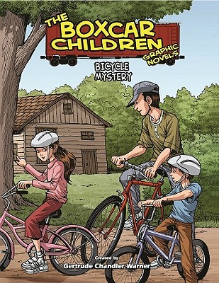 Bicycle Mystery - Warner, Gertrude (Creator)