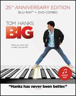 Big [25th Anniversary Edition] [2 Discs] [Blu-ray/DVD] - Penny Marshall