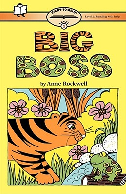 Big Boss: Ready-To-Read Level 2 (with Help) -